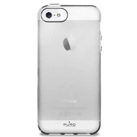 iPhone SE / 5S / 5 cover, Puro Plasma - Transparent