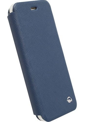 iPhone 6 flip taske Krusell Malmø FlipCase, Blå