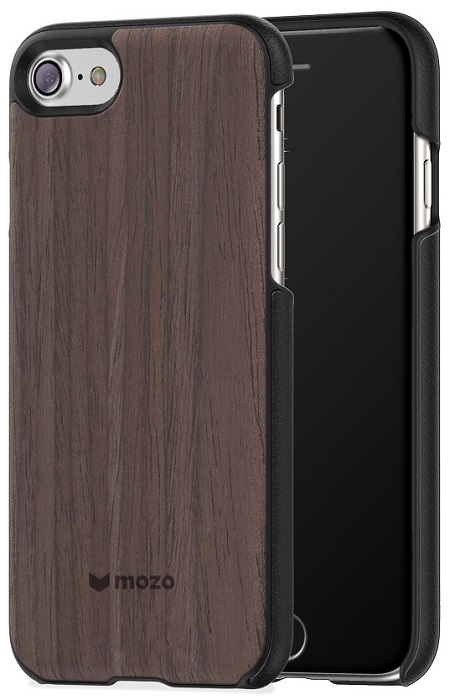 phone fueled mozo iphone 6s 6 wood back cover black walnut can update