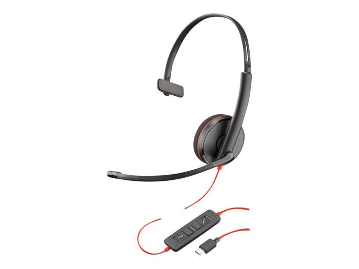 enjoy bt mono headset black priser og tilbud
