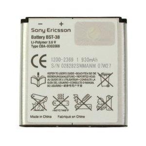 Sony Ericsson BST-38 batteri - Bulk