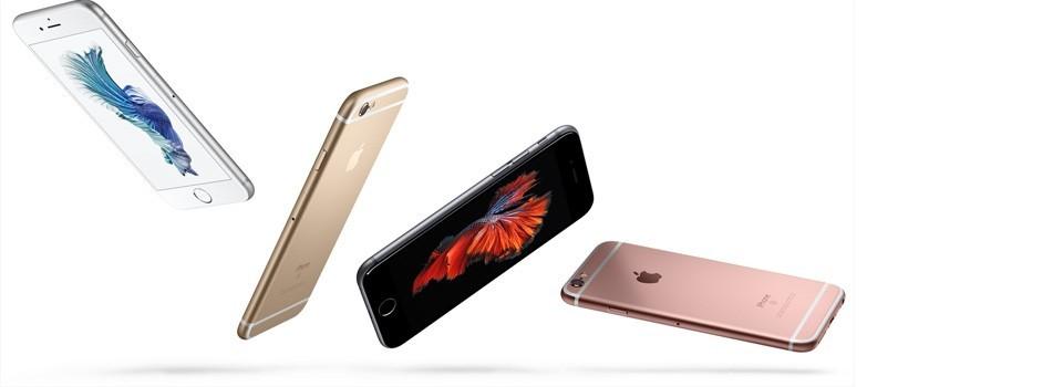 Iphone6s ankommet